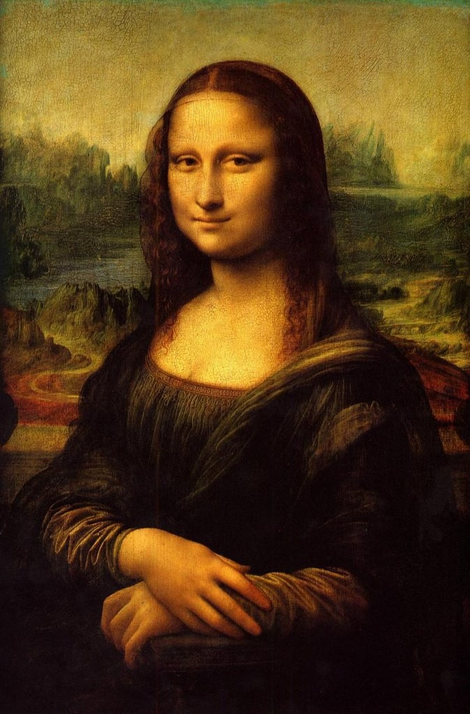 Leonardo da Vinci. Mona Lisa The most famous paintings in the world: what to tell a child about them