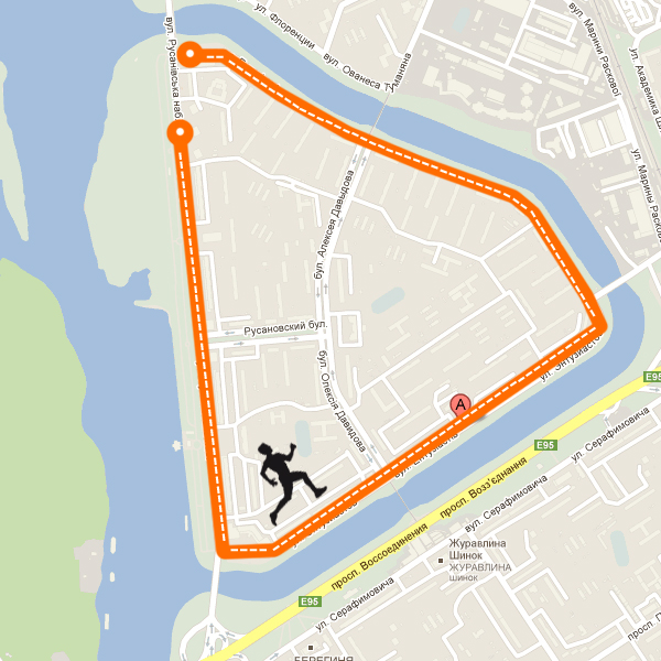 Sports weekend: 5 routes of Kiev for a bike ride - image №6