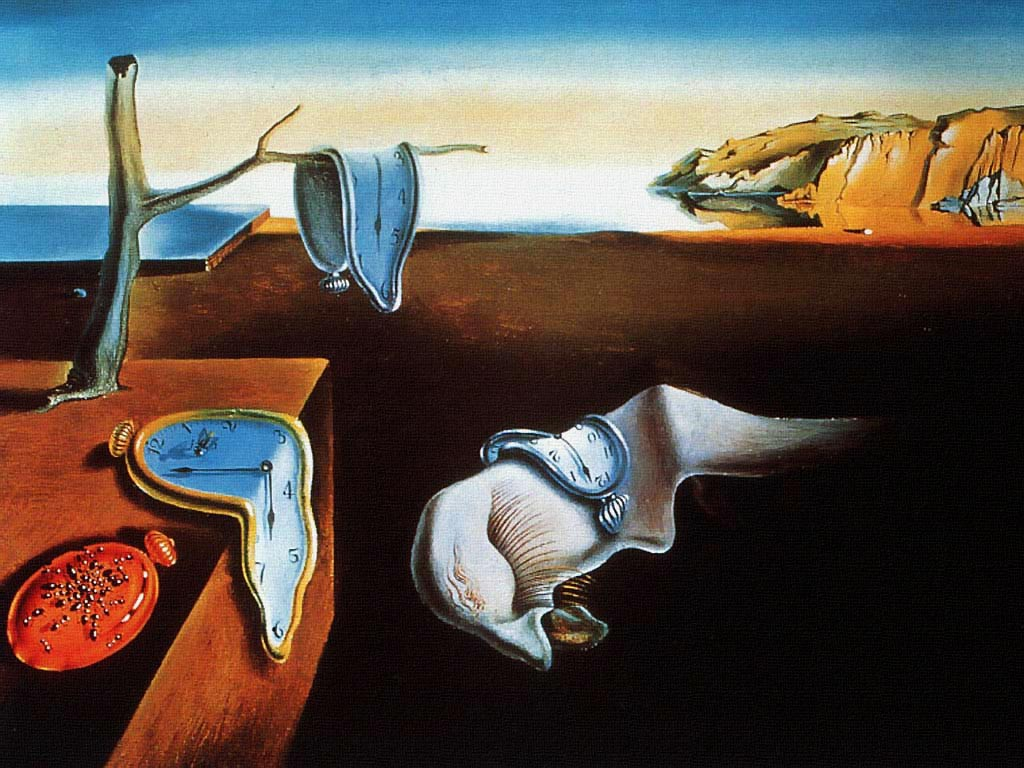 The most famous paintings in the world: what to tell the child about them Salvador Dali. The Persistence of Memory
