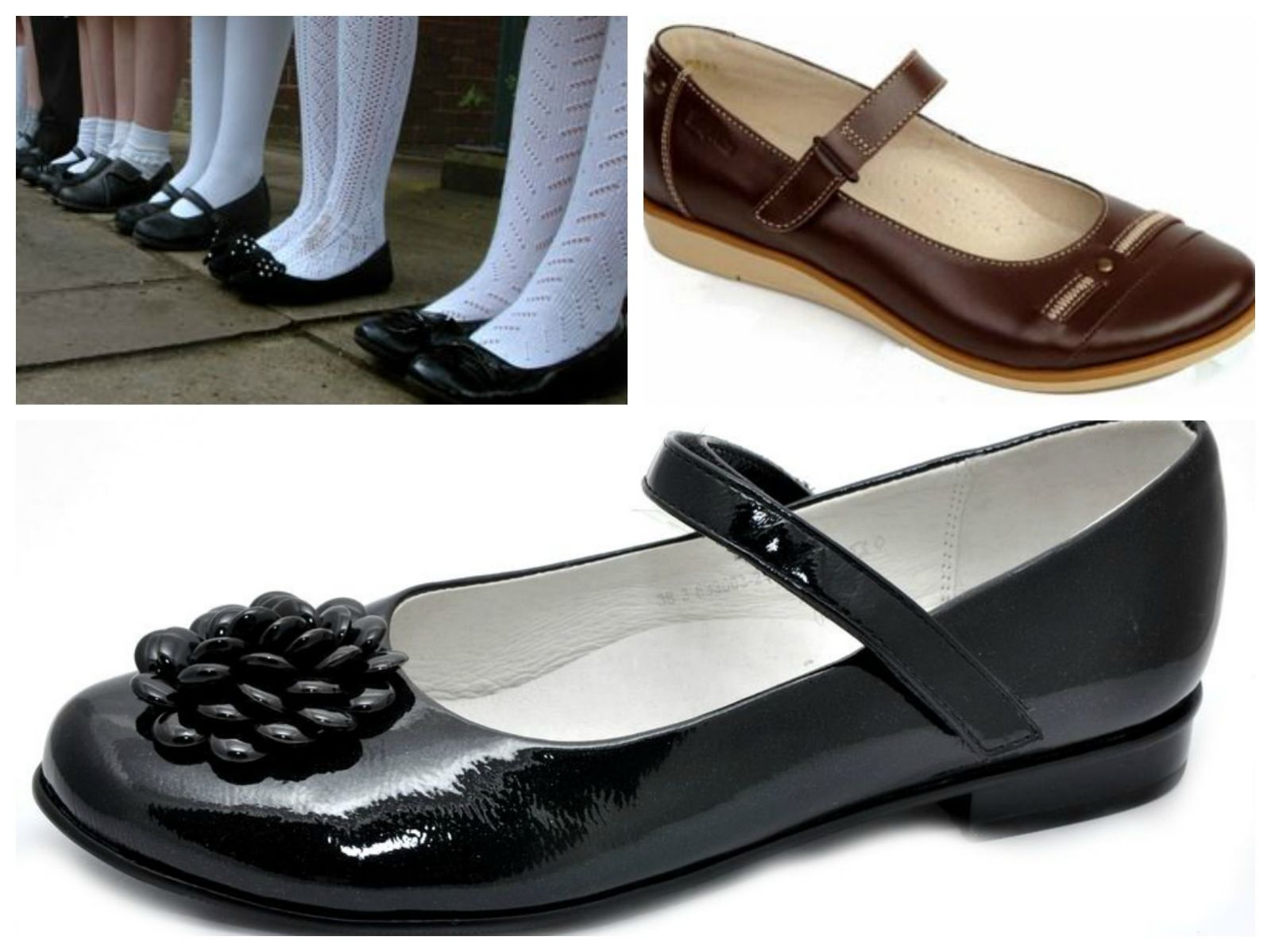 School shoes: what to buy and how to choose - image №1