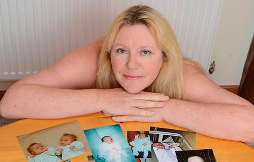 Surrogate mother-record holder (PHOTO) - image №1