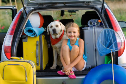 Traveling with children by car: what you need to know - image №1