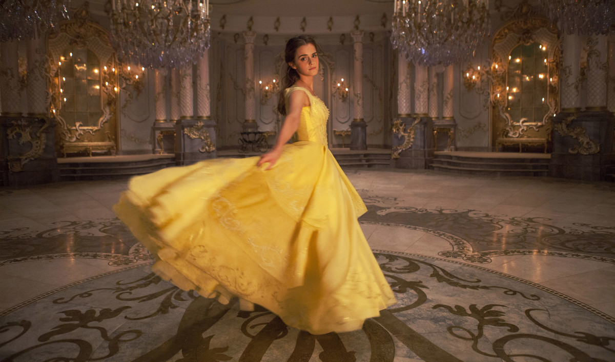 Belles Celebration Dress from Beauty and the Beast