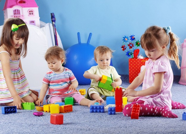 features of kindergartens abroad