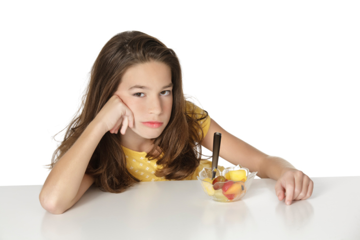 Anorexia in adolescents: causes and help