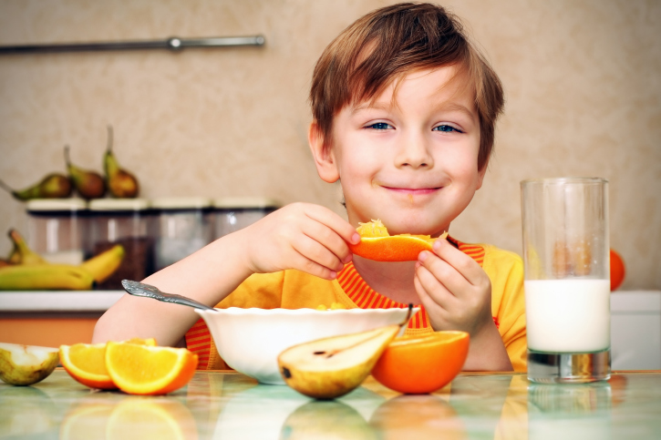 Schoolchild's food: a full menu of the child - image №1