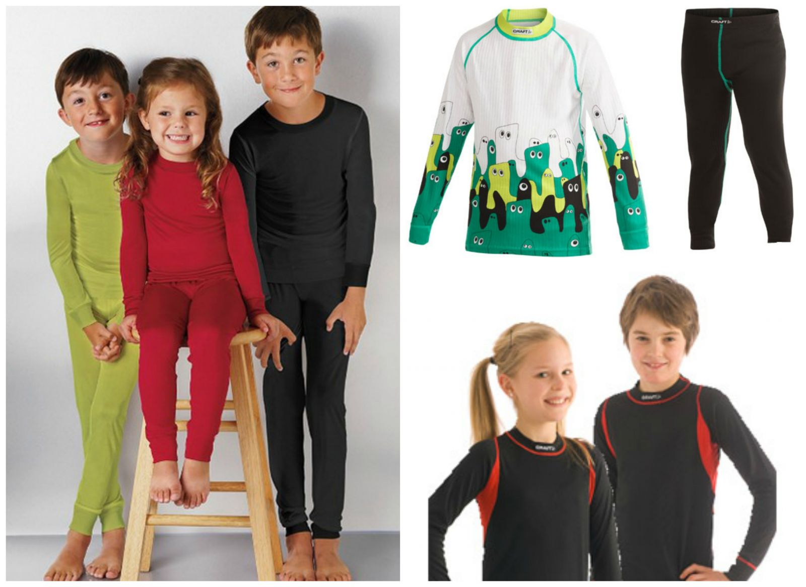 Thermal underwear for children and how to wear it - image №1