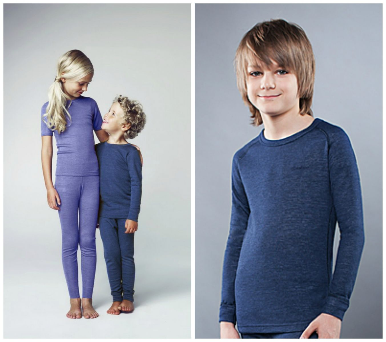 Thermal underwear for children and how to wear it - image №2