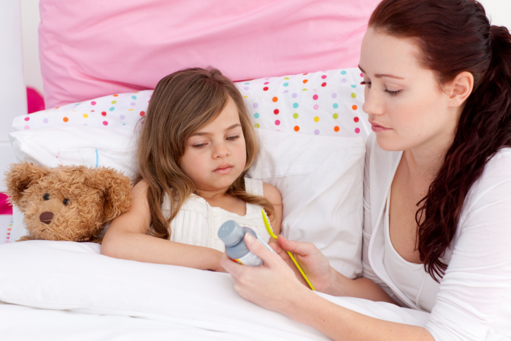 Whooping cough: symptoms in children and treatment