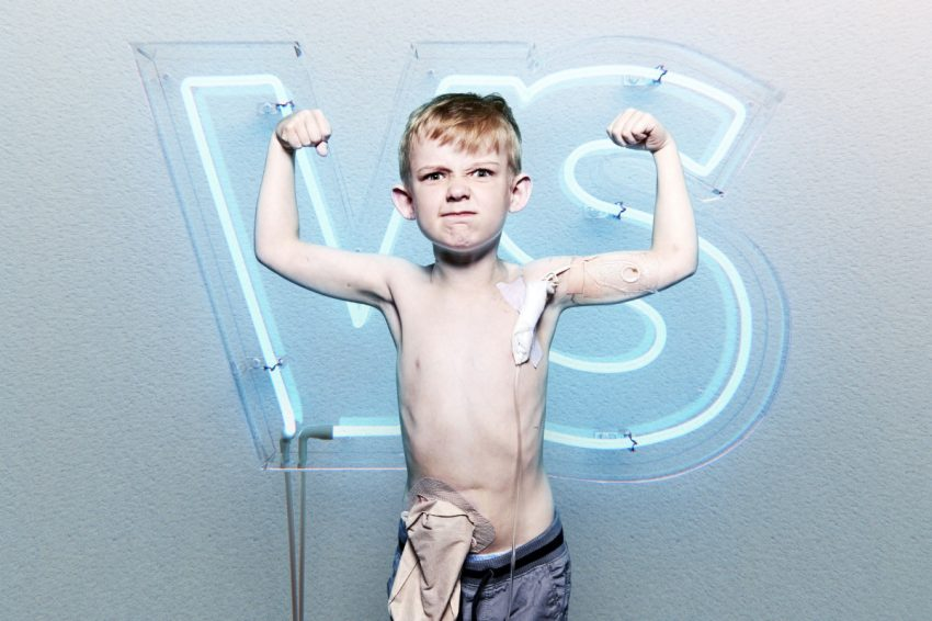 Sick doesn't mean weak: amazing video about children struggling with their illnesses - image №4