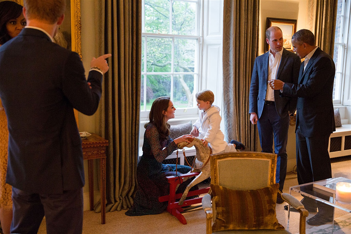 20 photos Kate Middleton with children: Prince George and Princess Charlotte
