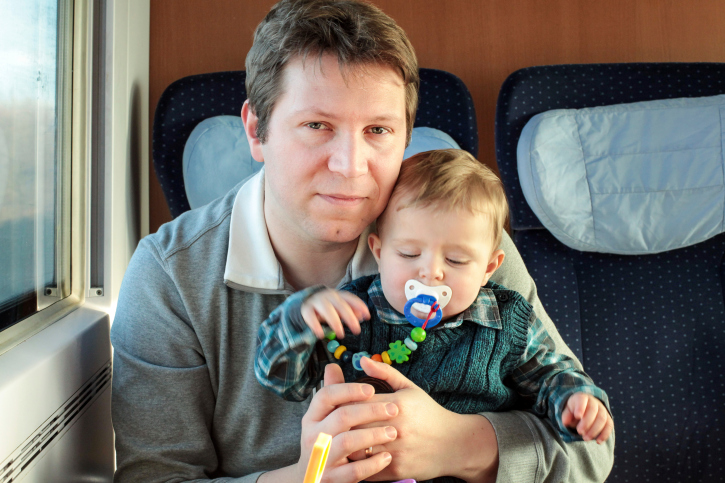 Traveling with a child: what is useful on the road - image №2
