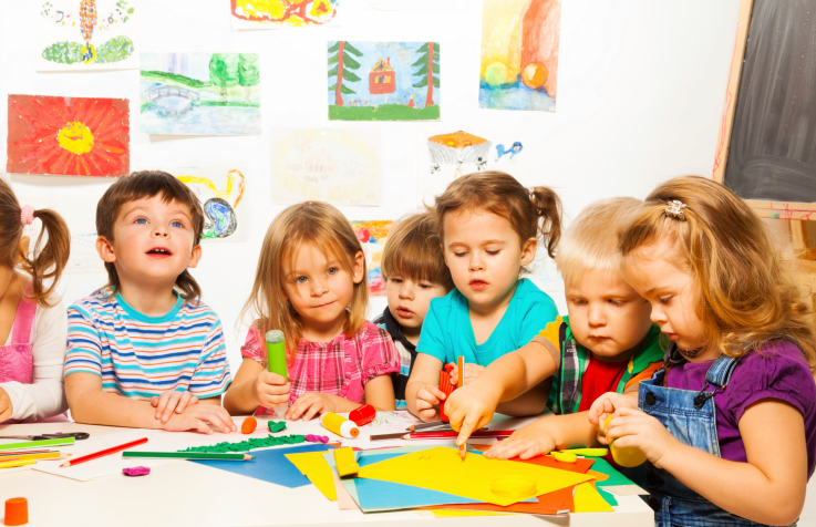 We go to the kindergarten: a list of things that will help the child