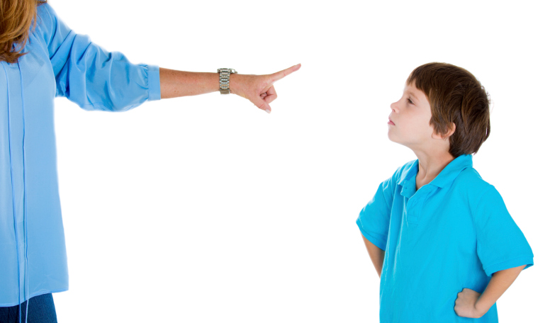 Bad advice: how to raise an obedient child - image number 1