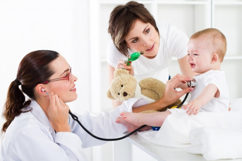 Acute intestinal infections in children: symptoms and treatment - image №1