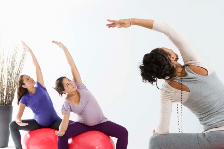 Sport during pregnancy: what the future mother needs to know - image №2
