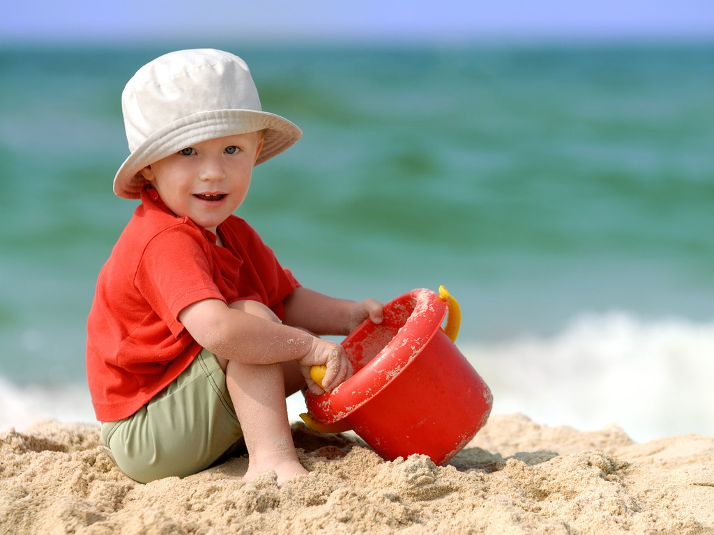 Acclimatization: how to help a child adapt to the sea - image №1