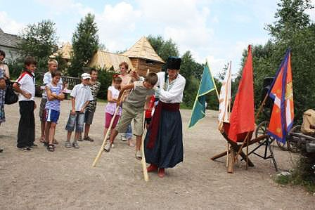 Where to go with the child on the weekend of June 20 and 21; Cossack treasure in Mamayeva suburb