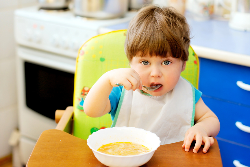 Day regimen of a child from 1 to 3 years old - image No. 1