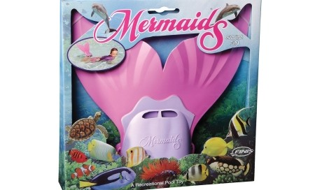 Mermaid Swim Monofin,