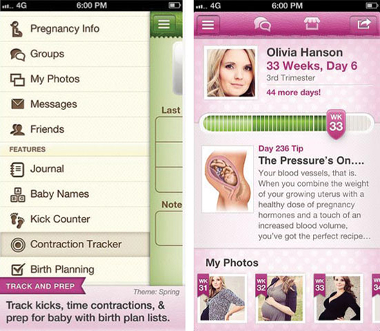 Smart pregnancy: 10 apps for moms-to - image # 1