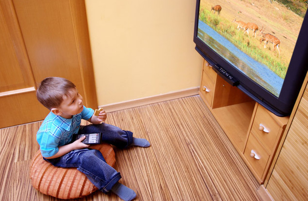 Child and TV: 7 habits of correct viewing - image №1