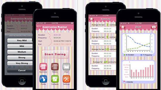 Smart pregnancy: 10 apps for moms-to - image # 10