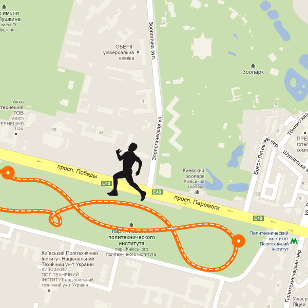 Sports weekend: 5 routes of Kiev for a bike ride - image №3