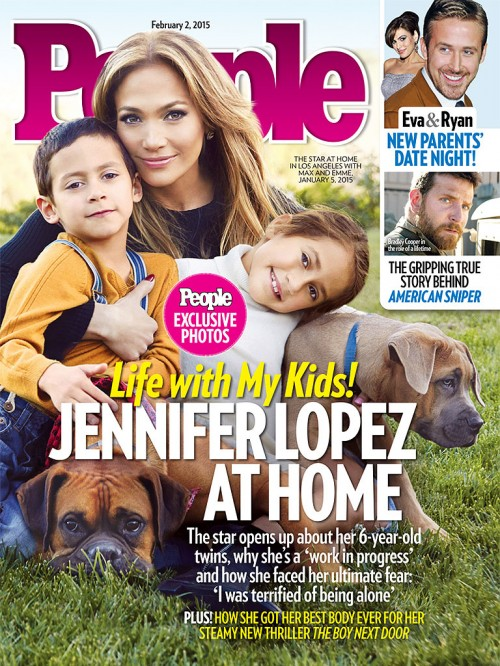 Jennifer Lopez talked about motherhood and failed marriages - image number 1