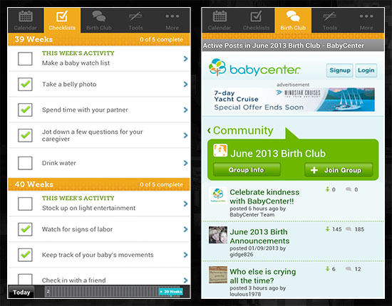 Smart pregnancy: 10 apps for moms-to - image # 5