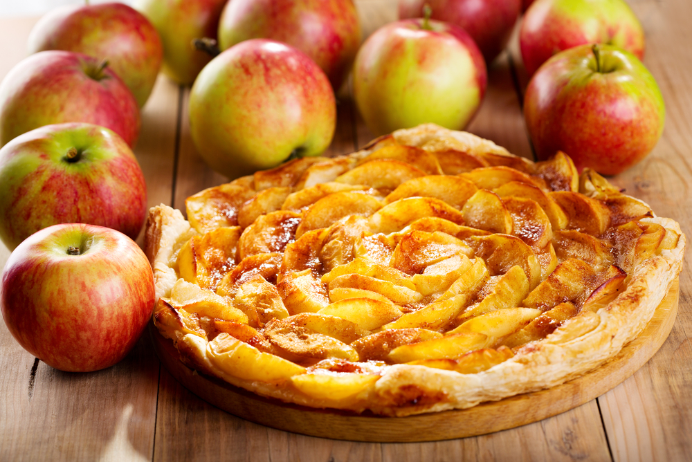 3 apple pie recipes for the weekend - image №2