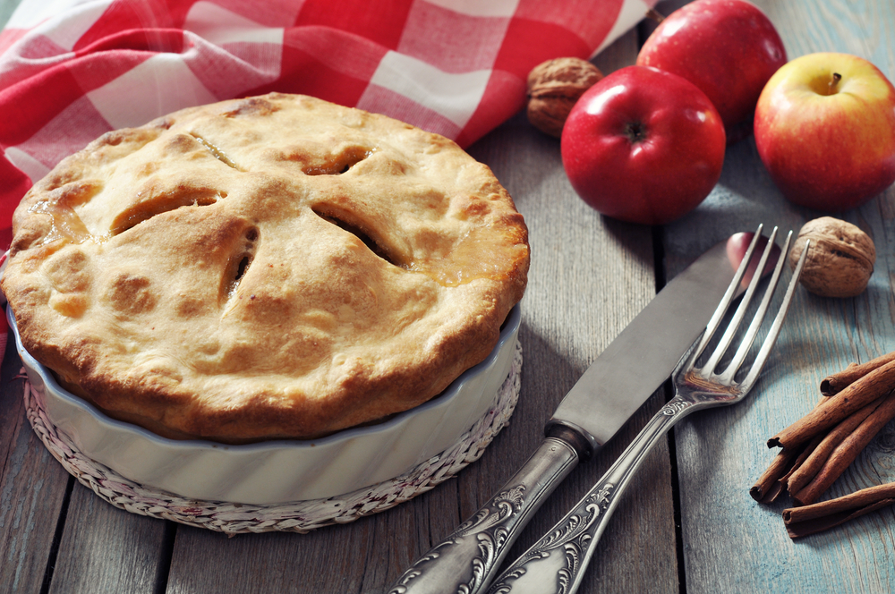 3 apple pie recipes for the weekend - image №3