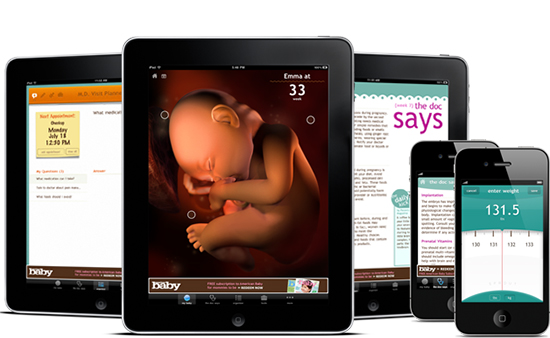 Smart pregnancy: 10 apps for moms-to - image # 2