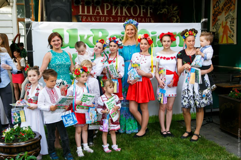 Ukrainian Kid's Fashion Week фото