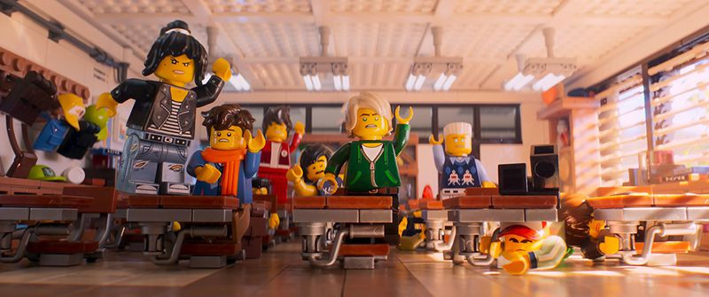 Lego Movie Ninjago: a review about the cartoon - image number 2