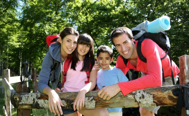 We are going to the family on a hike: what to look for