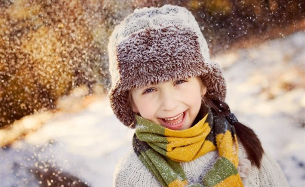 Winter verses for children 6-7 years old