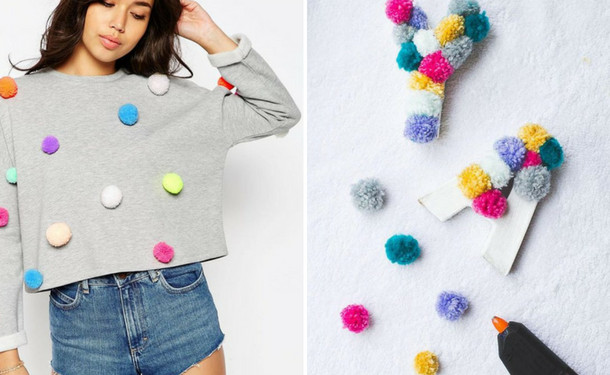 Crafts from pompoms for teenagers own hands: 30 cool ideas with photos