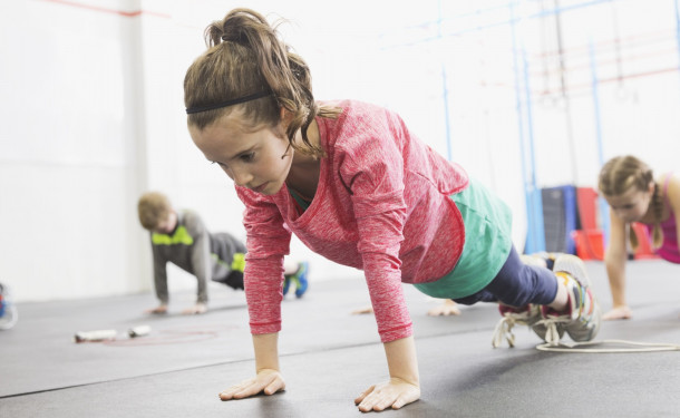 Children's physical education in school or fitness for children: where the physical education for children is more effective, the opinion of the fitness trainer