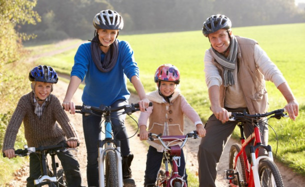Cycling: safety rules for the child