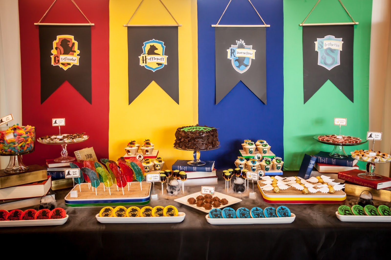 Birthday in Harry Potter style for children: 30 magic ideas for the holiday